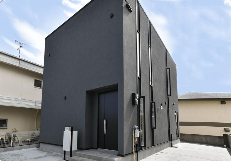 【施工事例】シンプルで美しい、四角い家-大阪・堺の工務店ラックハウジング-注文住宅 img20